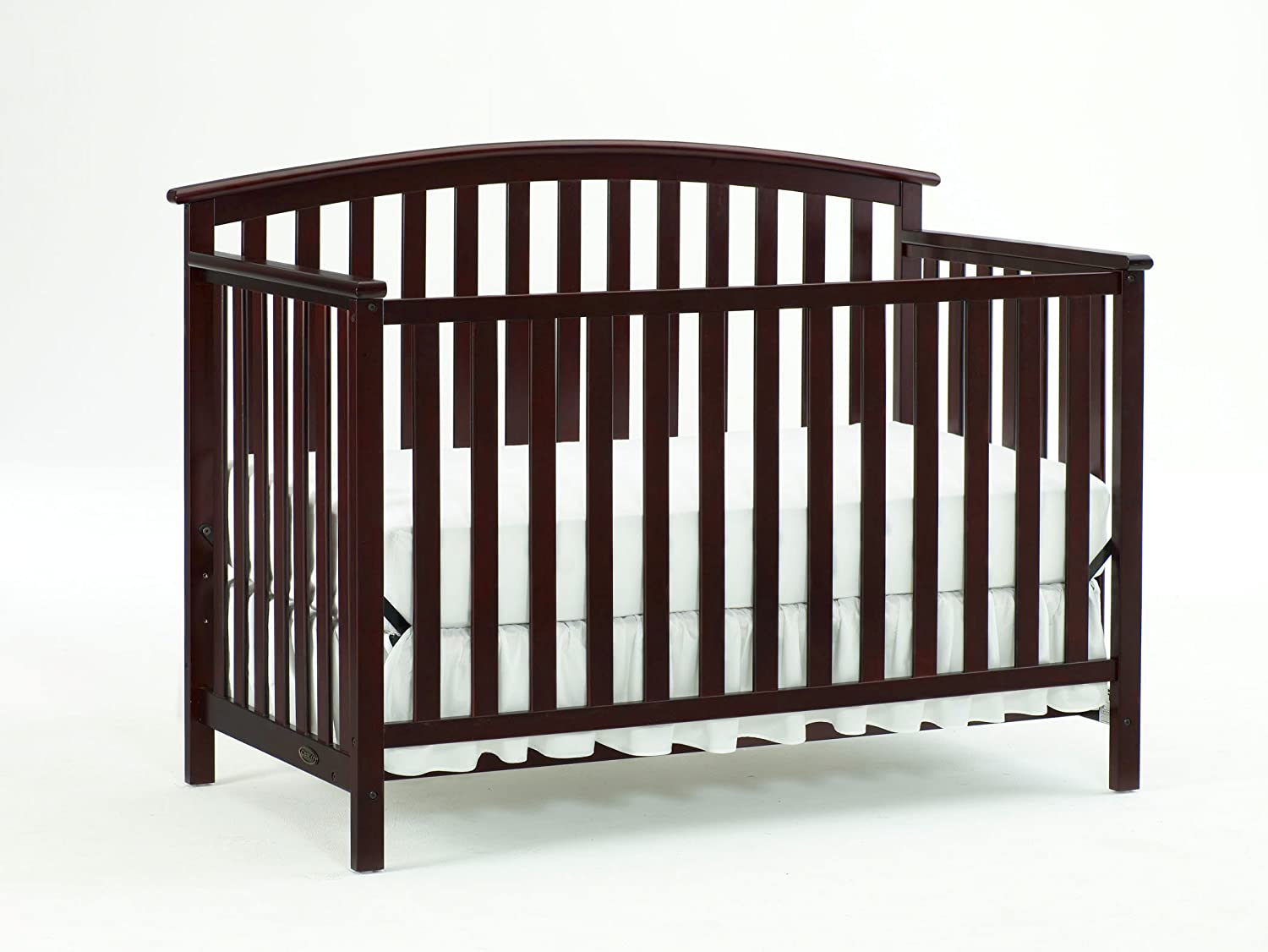 Espresso crib for sale - Graco Freeport Convertible Crib Cherry