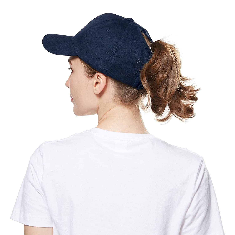 Welrog Dame Baseball Kappe Hip-Hop-Hut