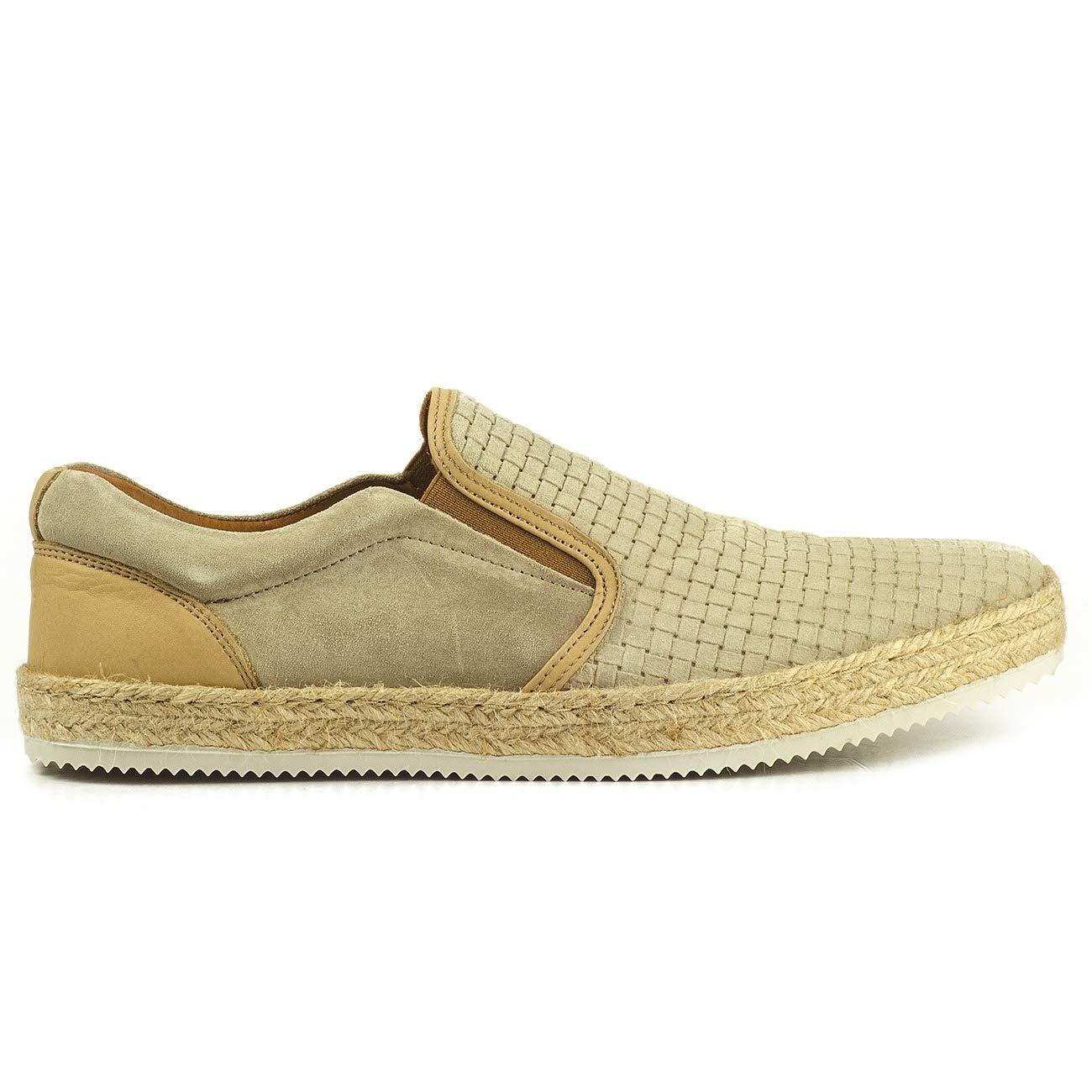 Buffalo Herren Schuhe Espadrilles ES 30739 Slip On Slipper