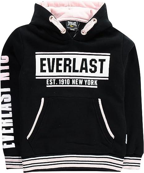 Everlast M/ädchen Kinder Sport Hose Jersey Jogginghose