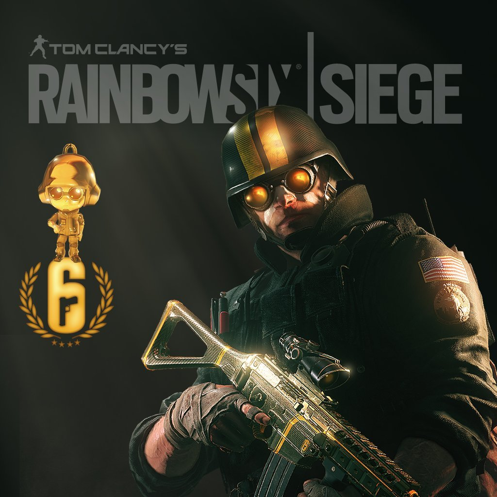 Amazon com: Tom Clancy's Rainbow Six Siege - Pro League Thermite Set