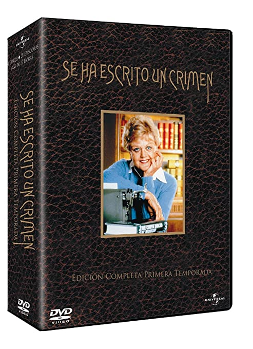 Se ha escrito un crimen (1ª temporada) [DVD]: Amazon.es: Angela ...