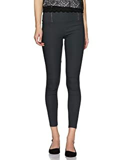 08c684e4a2 Miss Chase Women's Skinny Jeggings: Amazon.in: Clothing & Accessories