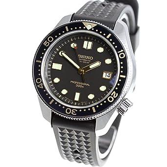 official photos e57d2 e899c [セイコー]SEIKO プロスペックス PROSPEX 復刻デザイン 限定モデル ダイバースキューバ ヒストリカルコレクション メカニカル 自動巻き  腕時計 メンズ SBEX007