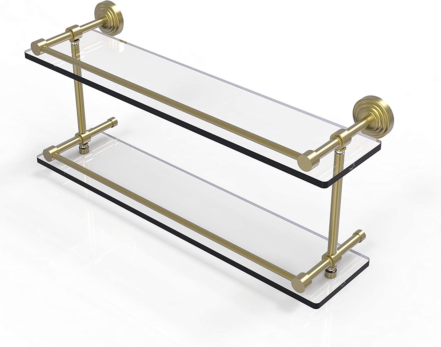 Allied Brass WP-2 22-GAL-SBR Wp 2 Double NEW before selling ☆ Waverly Place National products Inch Gal
