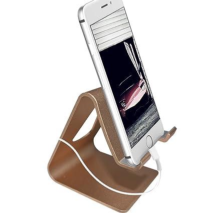 Teléfono celular Tablet soporte de escritorio Universal soporte ...