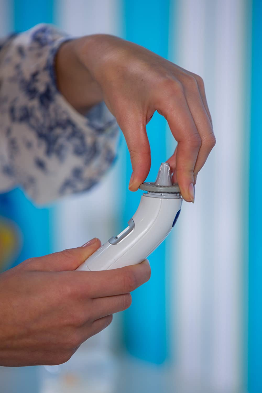 OMRON - Fundas protectoras para termómetros OMRON Gentle Temp 520 y 521: Amazon.es: Salud y cuidado personal