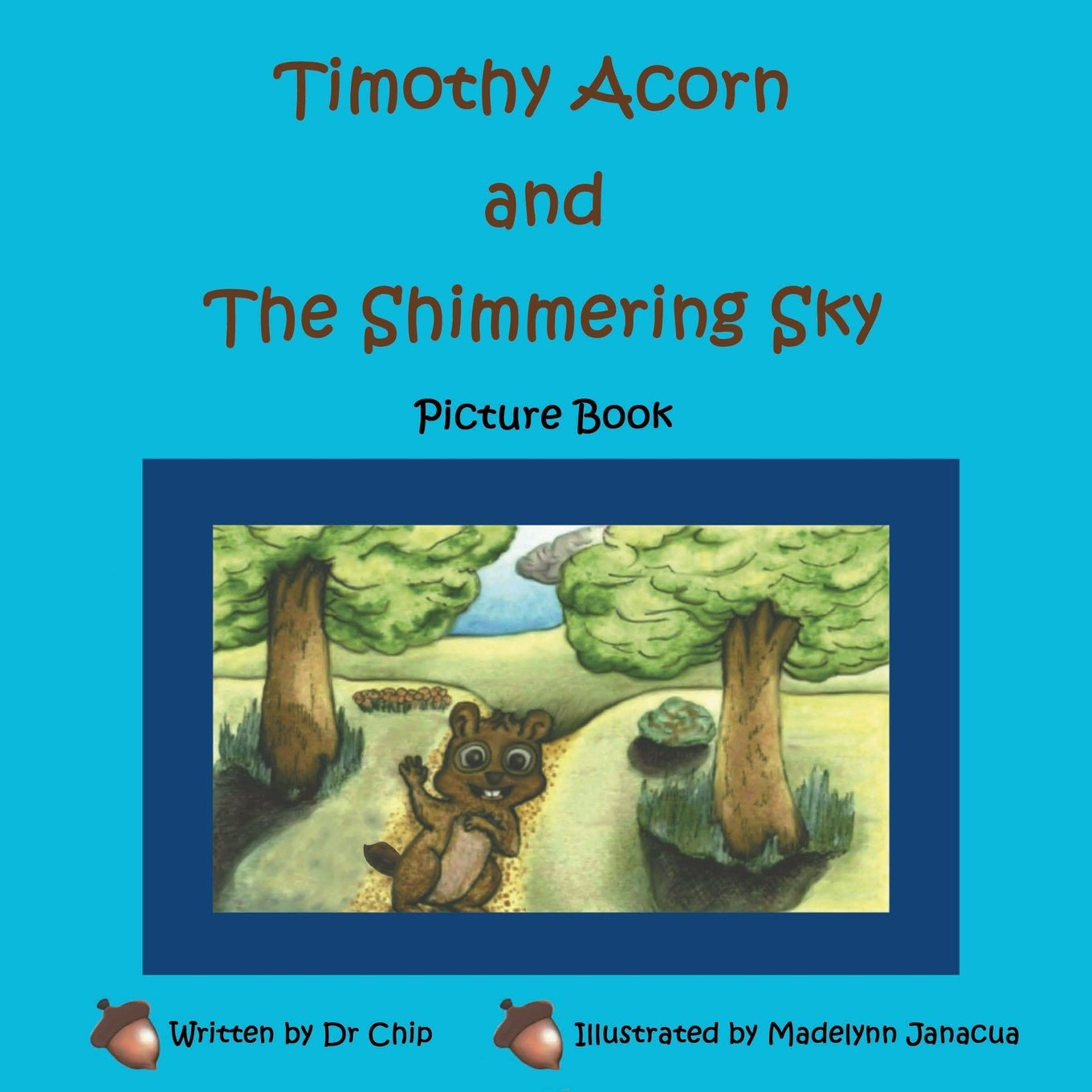 Timothy Acorn & The Shimmering Sky: Picture Book: Dr Chip