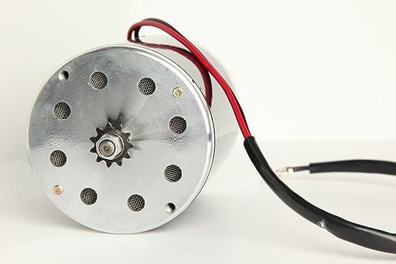 Amazon.com: Motor eléctrico 48 V DC 1000 W para bicicleta ...