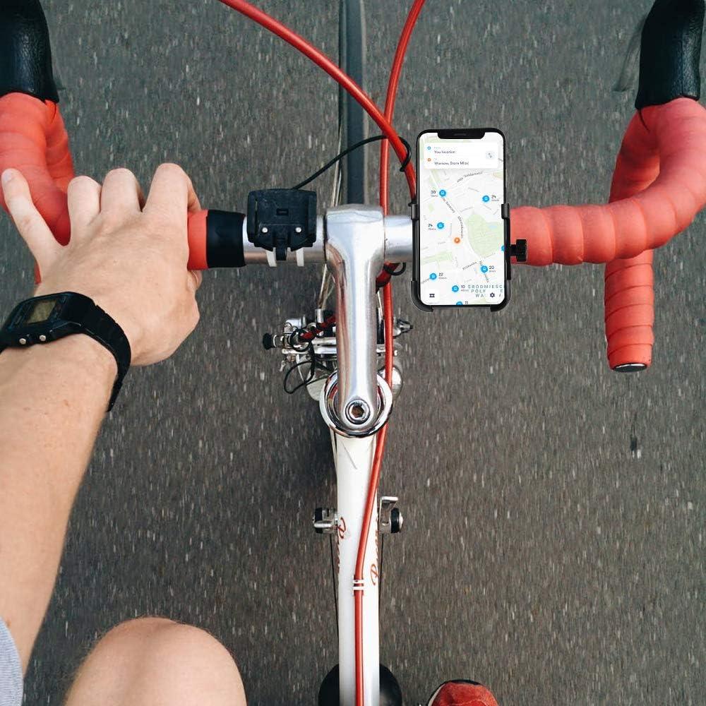 Soporte de teléfono para bicicleta, teléfono celular universal ...