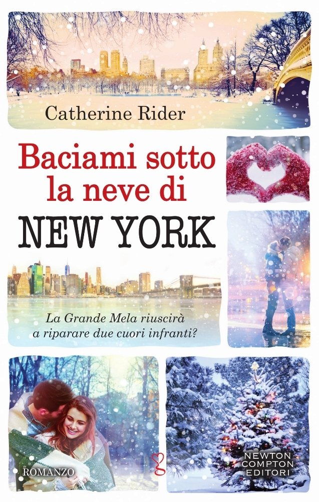 Image result for baciami sotto la neve di new york recensione