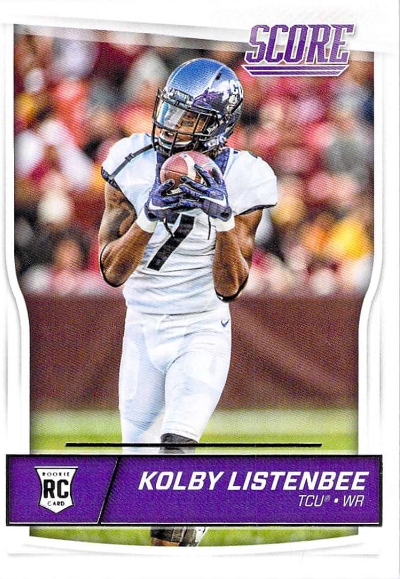 Amazon.com: 2016 Score Rookies #436 Kolby Listenbee NM-MT RC ...