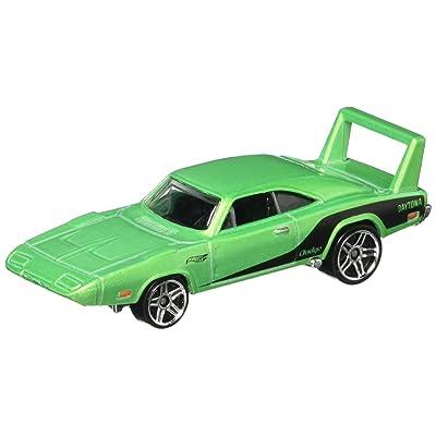 Hot Wheels GREEN '69 Dodge Charger Daytona 234/250 hw workshop rare item: Toys & Games