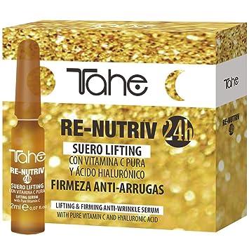 Tahe Re-nutriv Suero Lifting con Vitamina C Pura y Ácido Hialurónico (10 x