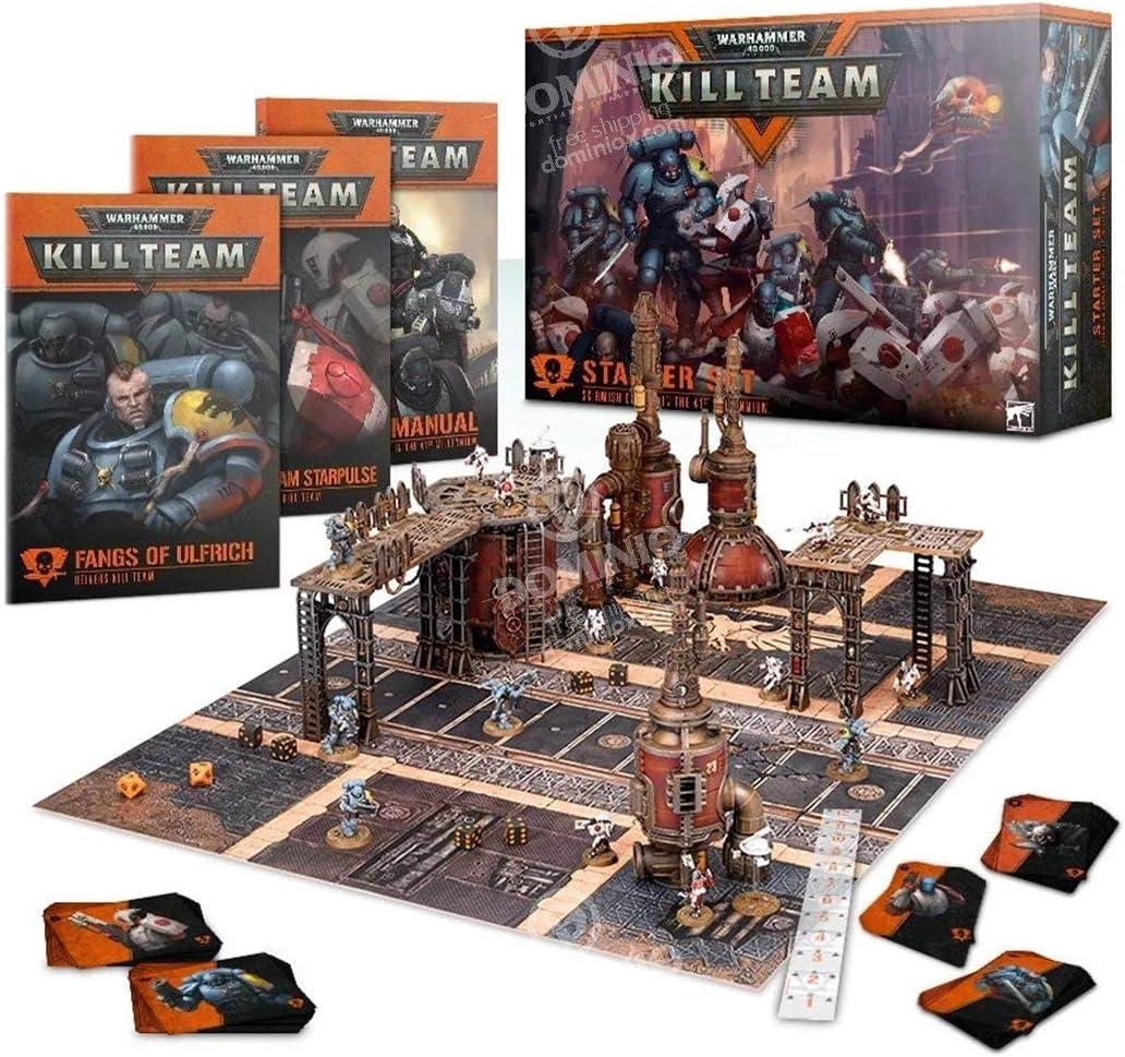 Best Warhammer 40K Scenery
