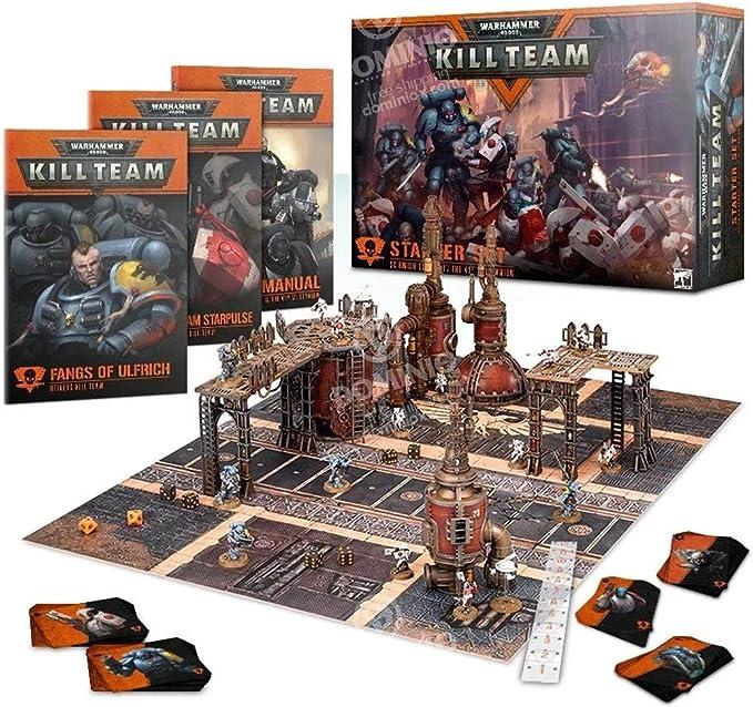 Games Workshop Warhammer 40.000 Kill Team Starter Set: Amazon.es: Juguetes y juegos