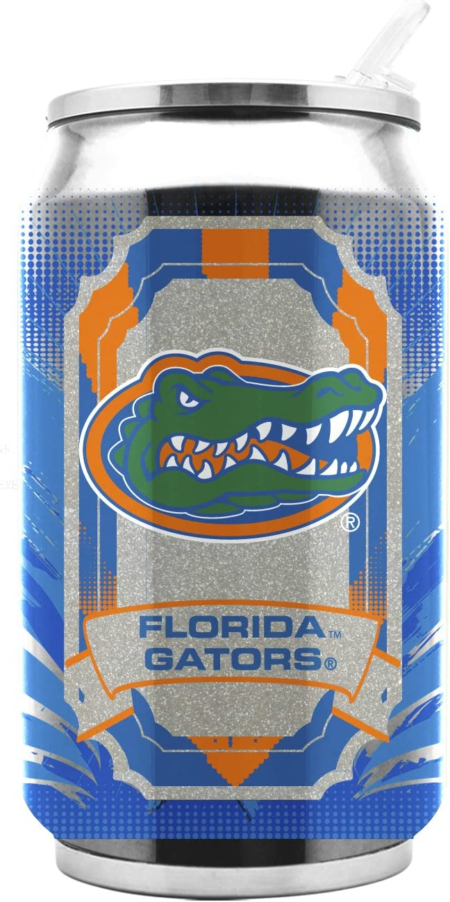Duck House NCAA Florida Gators Thermokanne doppelwandig 453 ml Edelstahl