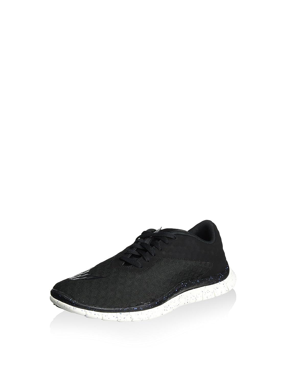 Nike Free Hypervenom Low Herren Sneaker  40.5 EU|Schwarz / Wei?