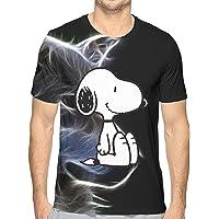 Good4Yours Heren Klassiek T-shirt S-No-Opy- 3d Gedrukt Tee Fashion Korte Mouw T-Shirts Mannen Jongens Ronde Hals Tee…