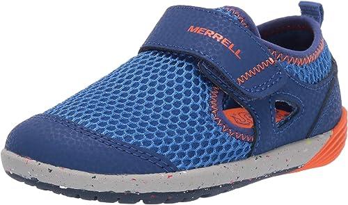 amazon usa zapatos merrell kid