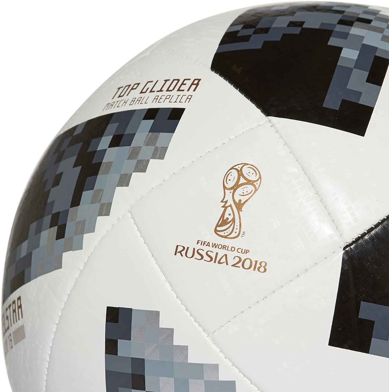 adidas Unisex World Cup Top Glider – Balón de fútbol: Amazon.es ...