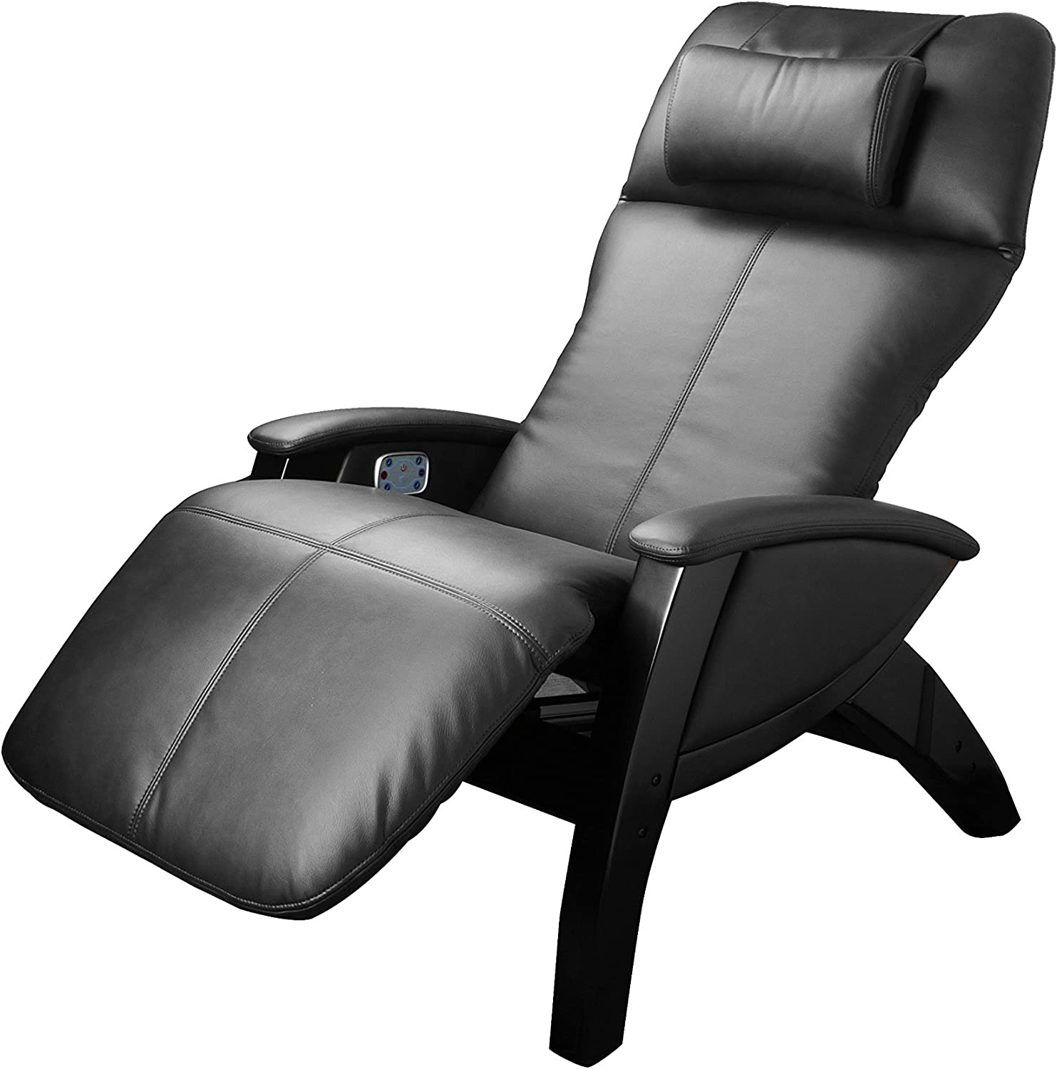 Cozzia Dual Power Zero Gravity Recliner, Black