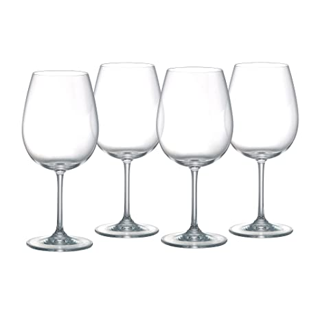 c948707fa216 Amazon.com  Marquis by Waterford 100-632 Vintage Full Body Red Wine Glasses