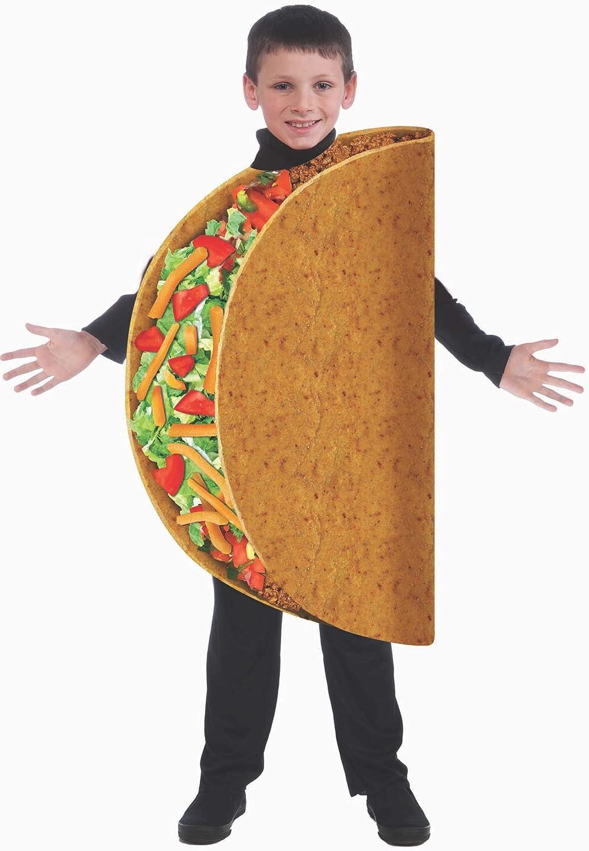 Forum Novelties Taco Bout It Child Costume