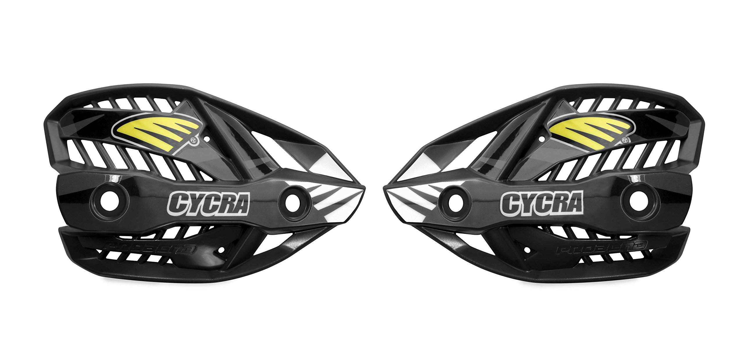 Cycra 1CYC-1019-12 Shield for Ultra Probend CRM Handguards - Black without Covers