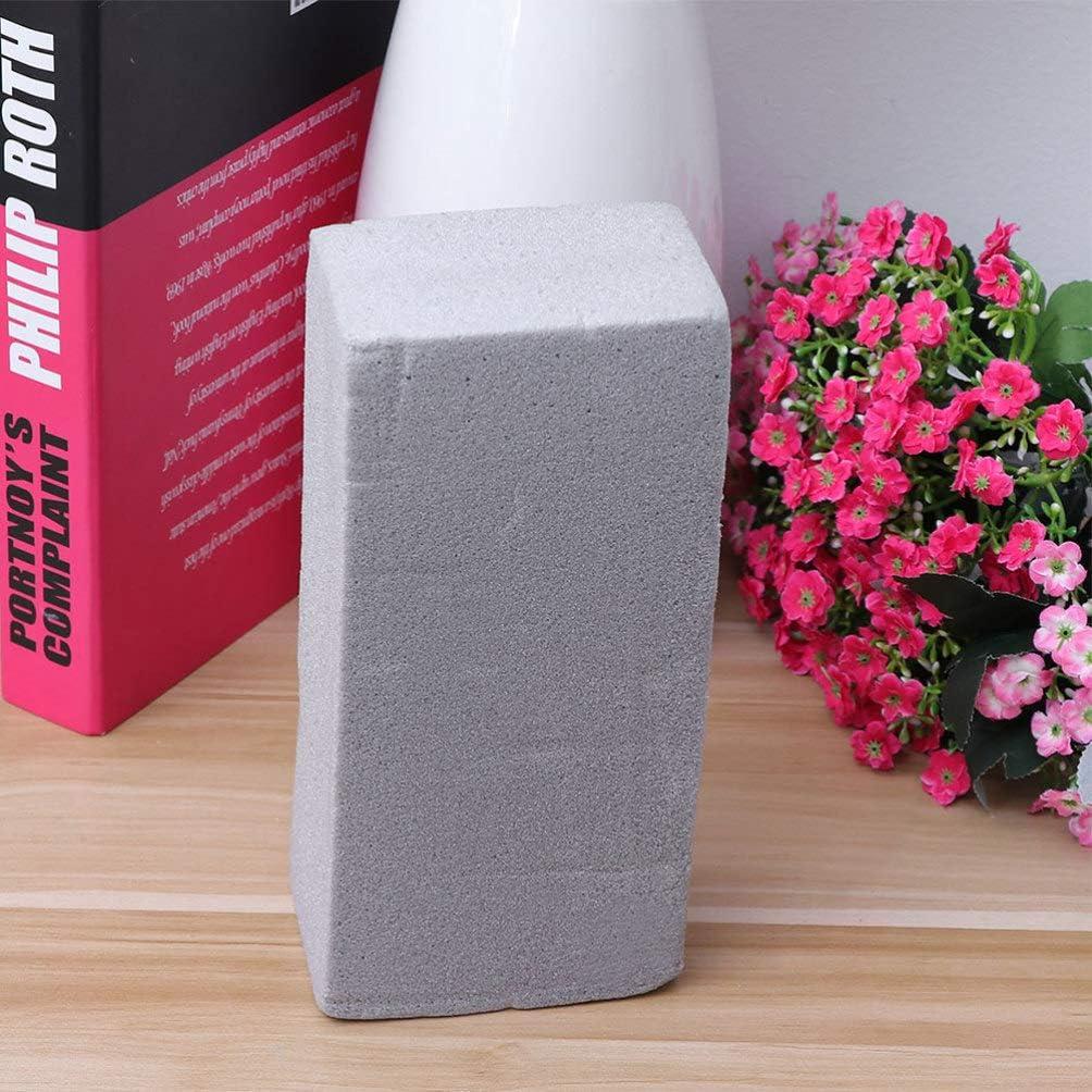 Gris Artibetter 3 Pcs Briques de Mousse Florale S/èche Blocs de Styromousse pour D/écorations Florales Artificielles S/éch/ées