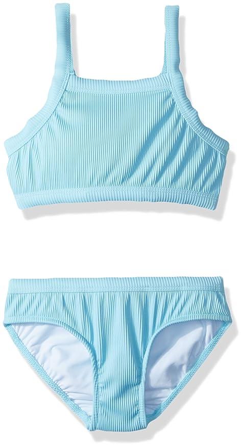 Seafolly Big Girls Aqua Fit Crop Top