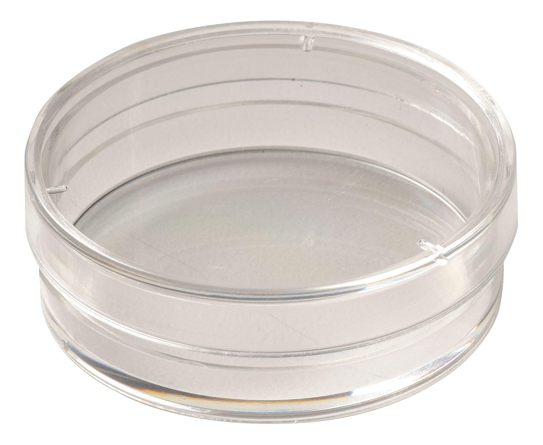 Celltreat 229638 Non-Treated Petri Dish, Sterile, 5mL Working Volume (Case of 960)
