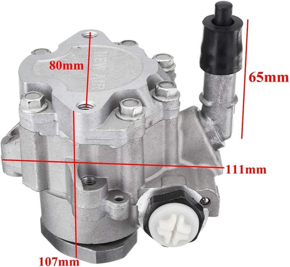 RJJX Direcci/ón asistida Bomba de Motor en Forma for el BMW Serie 3 E46 325i 328i # 32411094965