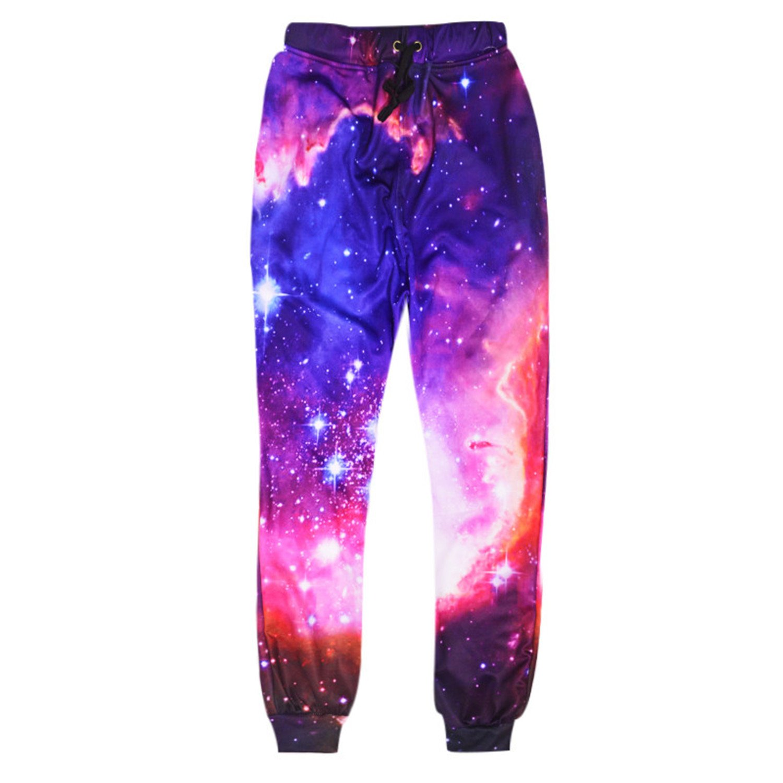 Frozac Unisex 3D Printed Casual Active Sports Pants Joggers Sweatpants 9 XL