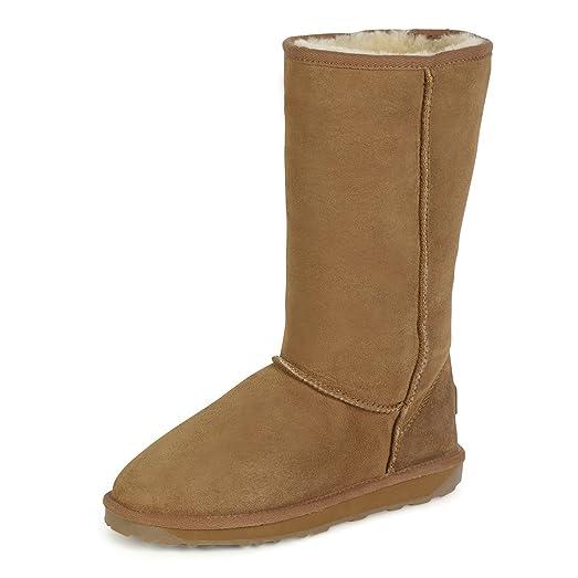 just sheepskin boots