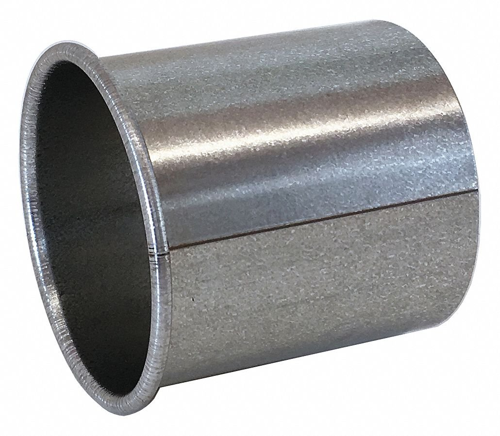 Galvanized Steel Machine Adapter, 7'' Duct Fitting Diameter, 4'' Duct Fitting Length