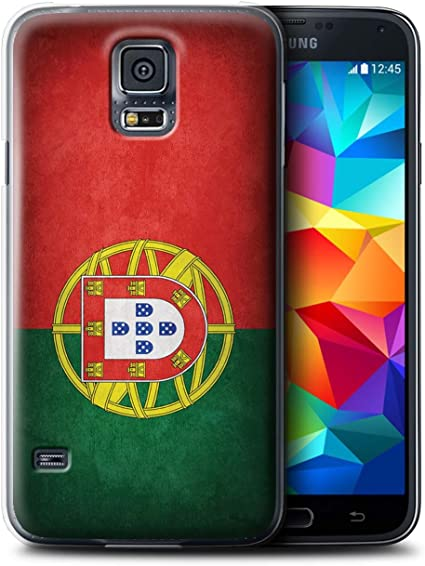 Carcasa/Funda STUFF4 dura para el Samsung Galaxy S5/SV / serie ...