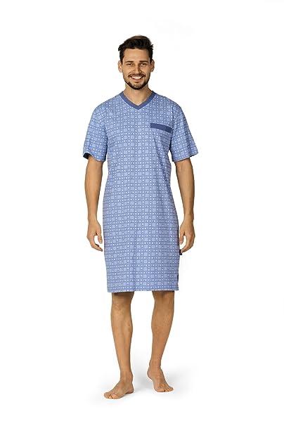 Comte - Camiseta de Pijama - para Hombre 73 X-Large