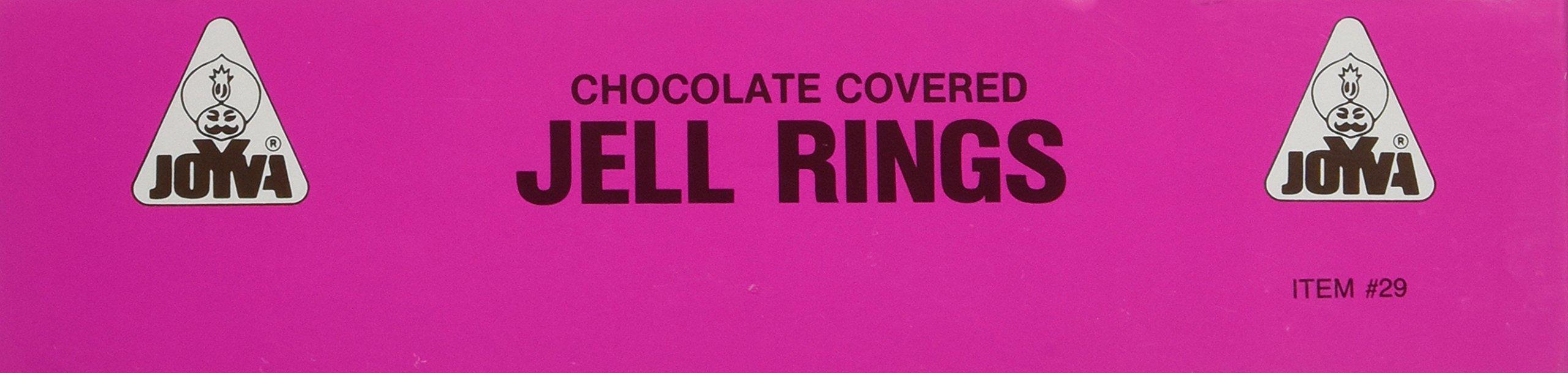 Chocolate Covered Jelly Rings by Joyva 5lbs by Joyva (Image #5)