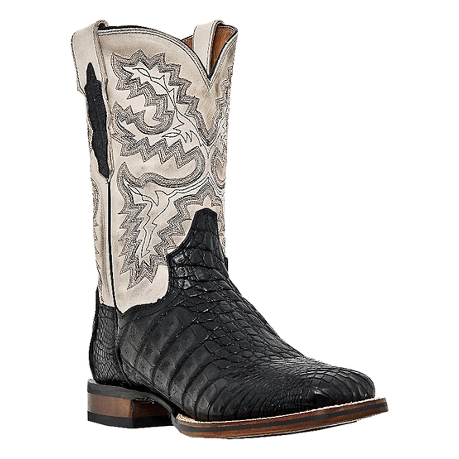 Dan Post Mens Denver Western Boots 7D Black