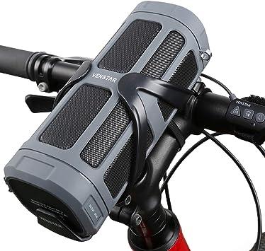 Venstar - Altavoz inalámbrico con Bluetooth para bicicleta (16 W ...