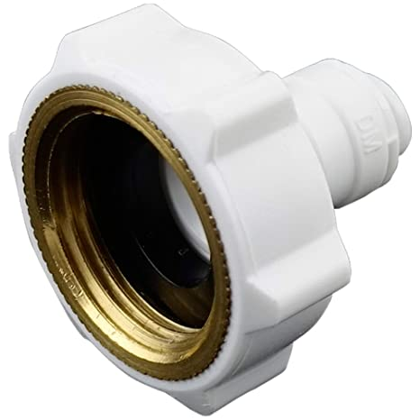 3 x T-Stück Verbinder 1//4 Zoll Umkehr Osmose Anlage Kühlschrank Filter Schlauch