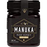 Kiva Raw Manuka Honey, Certified UMF 20+ (MGO 850+) - New Zealand (8.8 oz)