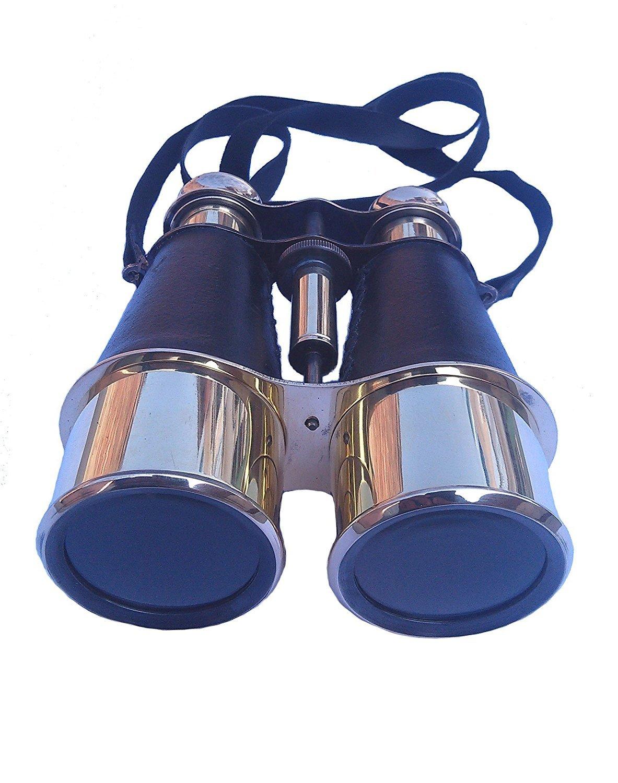 真鍮双眼鏡6