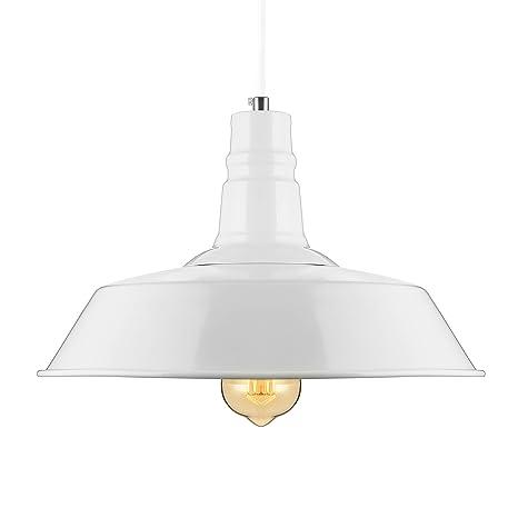 BAYCHEER Vintage lámpara colgante techo la Industria lámpara ...