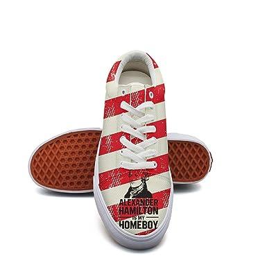 ec03a64107c0 Amazon.com  Hamilton- Women stylish skate slipon sneakers shoes ...