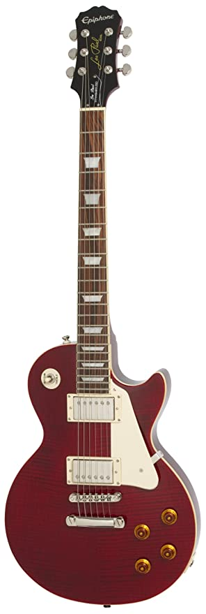 d2529c11529 Epiphone Les Paul STANDARD PLUS-TOP PRO Electric Guitar with Coil-Tapping