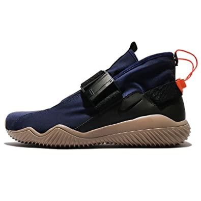 NikeLab Mens Acg.07.KMTR, OBSIDIAN/BLACK-KHAK, 12 M