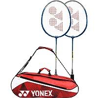 YONEX GR201COMBO Aluminum GR201 Racquet and Sunr 1845 Kit Bag
