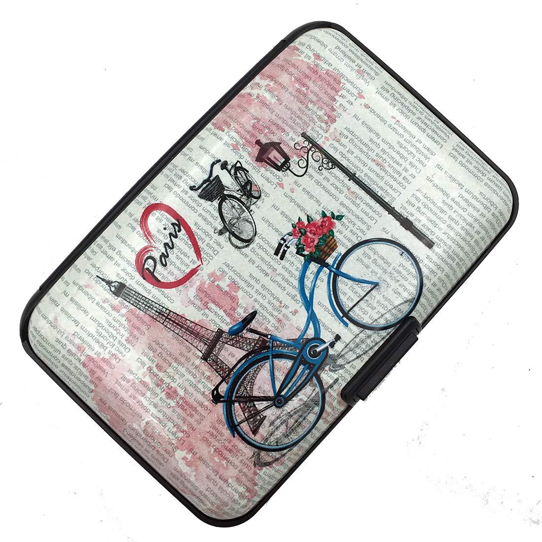 RFID Credit Card Holder for Women or Men,Theft Proof Credit Card Holder,Slim Design Fits in Pocket